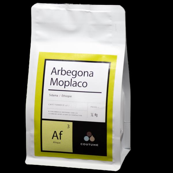 Café Arbegona Moplaco 1kg