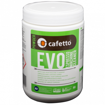 Cafetto Evo Organic Espresso Machine Cleaner