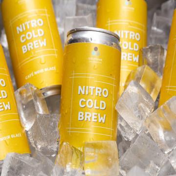 Nitro Cold Brew - Café Noir Glacé