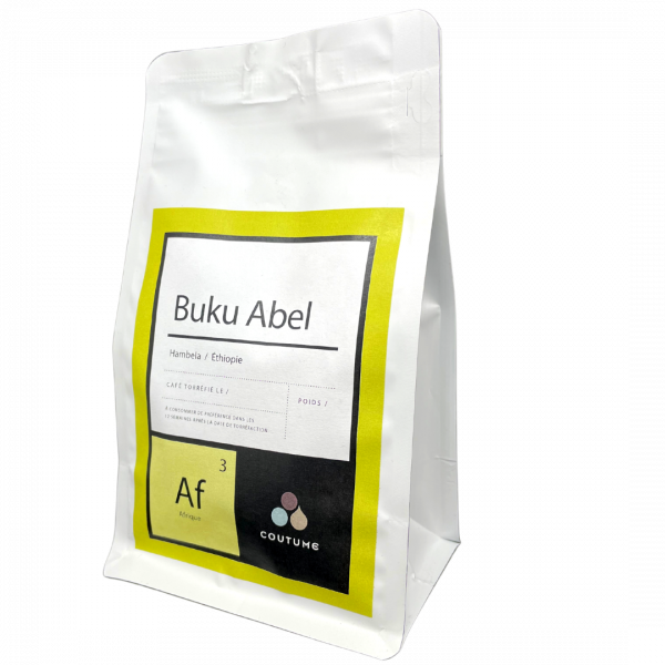 Café Buku Abel 250g